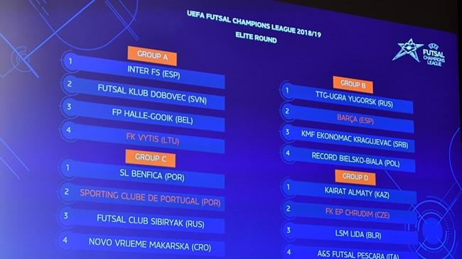 Kaune – pasaulio salės futbolo žvaigždės