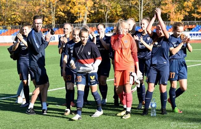 Paaiškėjo Moterų A lygos komandos prizininkių trejetas