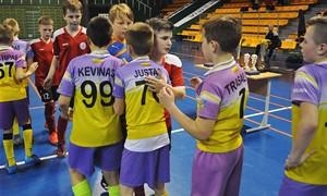 Startuoja registracija į Lietuvos vaikų mažojo futbolo čempionatą