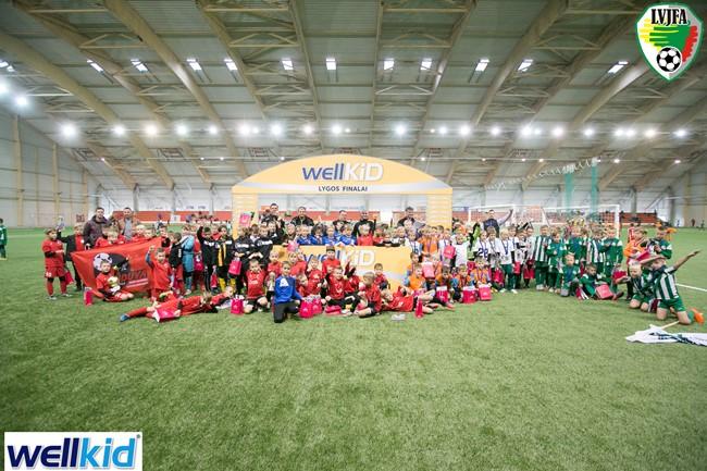 Marijampolėje – Lietuvos vaikų futbolo čempionato finalų aistros