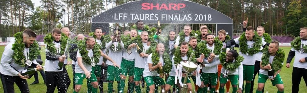 SHARP LFF taurė