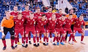 Futsal rinktinei – vertingos pamokos Slovakijoje
