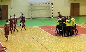 """Betsafe Futsal A lygoje"" – šeimininkų pergalės"