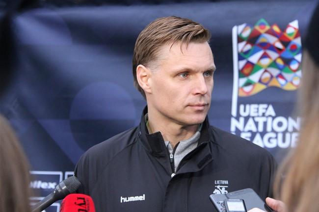 """E. Jankauskas: """"Mums kiekvienos rungtynės – svarbiausios"""""""