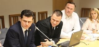 LFF veiklą pristatė Seime