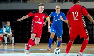 """""""Vytis"""" Estijoje kovos dėl Baltijos klubų taurės"""