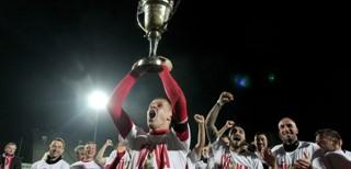 Lietuvos A lygos čempionams – FIFA prezidento sveikinimas