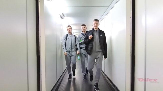 Lietuvos rinktinė atvyko į Rumuniją