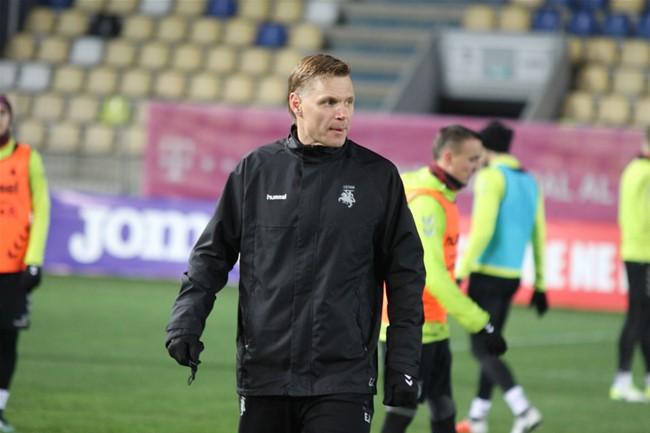 """E. Jankauskas: """"Varžovų meistriškumas nulėmė rungtynių baigtį"""""""
