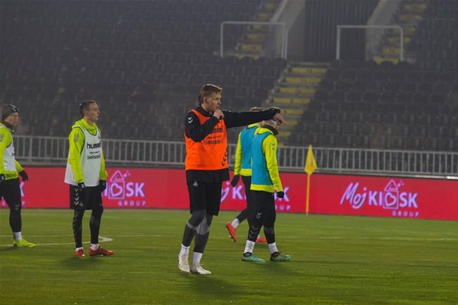 E. Jankauskas iš žaidėjų laukia maksimalaus atsidavimo