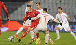 Tautų lygoje finišavo pralaimėjimu Serbijai