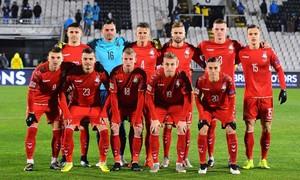 Lietuvos rinktinė žais su Azerbaidžanu