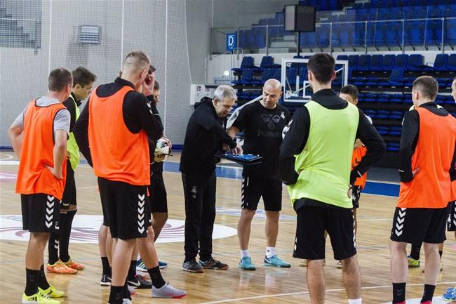 Futsal rinktinė rengiasi rungtynėms su Andora