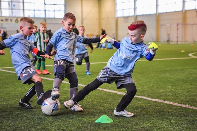 Vaikų turnyre – 46 komandos ir virš 500 žaidėjų