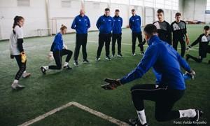 Pirmieji FIFA vartininkų trenerių kursai Lietuvoje