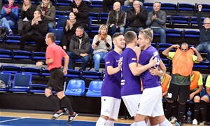 Betsafe Futsal A lygos 7 turo anonsas