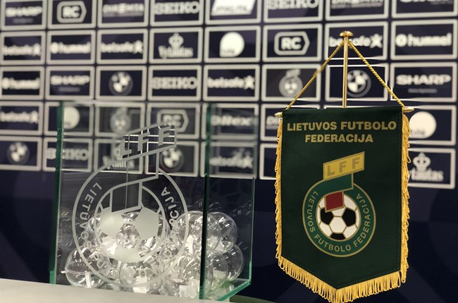Paaiškėjo LFF Futsal taurės II etapo poros