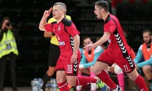 """LFF Futsal taurės finale – """"Vyčio"""" ir """"Pramogos-SC"""" klubai"""