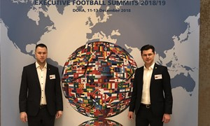 FIFA forume Dohoje – ir LFF vadovų balsas