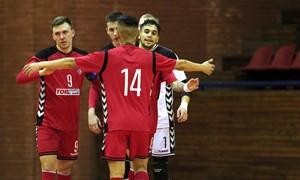 """""""Betsafe Futsal A lygos"""" 18-ojo turo apžvalga"""