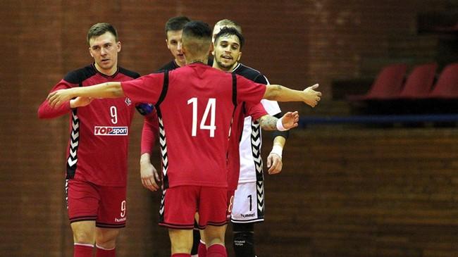 """""""Betsafe Futsal A lygos"""" 10-ojo turo apžvalga"""