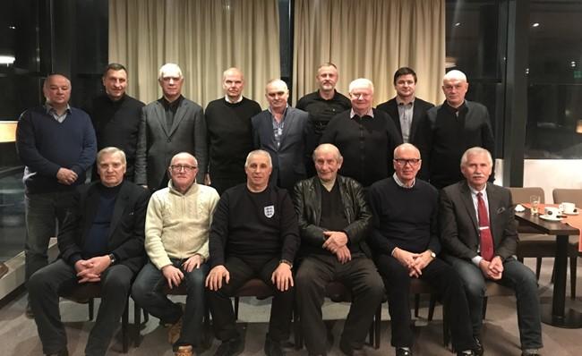 LFF vadovai išklausė Trenerių tarybos idėjas