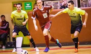 LFF Futsal taurėje sužaistos ketvirtfinalio rungtynės