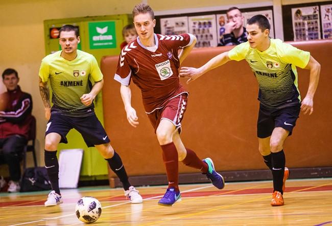 Paaiškėjo LFF Futsal taurės ketvirtfinalio dalyviai