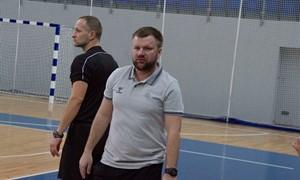 U-19 futsal rinktinės treneris ir kapitonas patenkinti progresu
