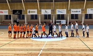 Lietuvos vaikų Futsal taurės finalas bus surengtas Kėdainių arenoje