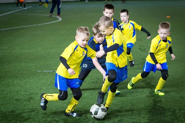 Savaitgalį Kaune  vaikų futbolo fiesta