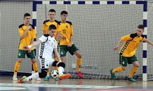 U-19 futsal rinktinė pralaimėjo Andorai
