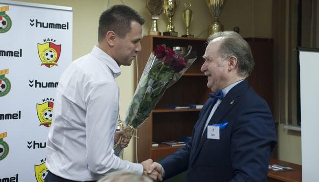 KAFF prezidentu išrinktas R. Pikčilingis