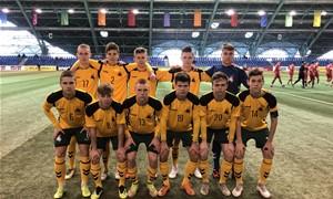 U-18 rinktinei – Čekijos klubų išbandymas