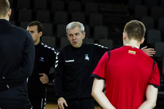 Futsal rinktinė laukia pajėgių varžovų išbandymų