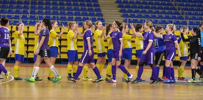 Nemenčinėje vyks LMFA moterų futsalo čempionato rungtynės dėl 9–12 vietų