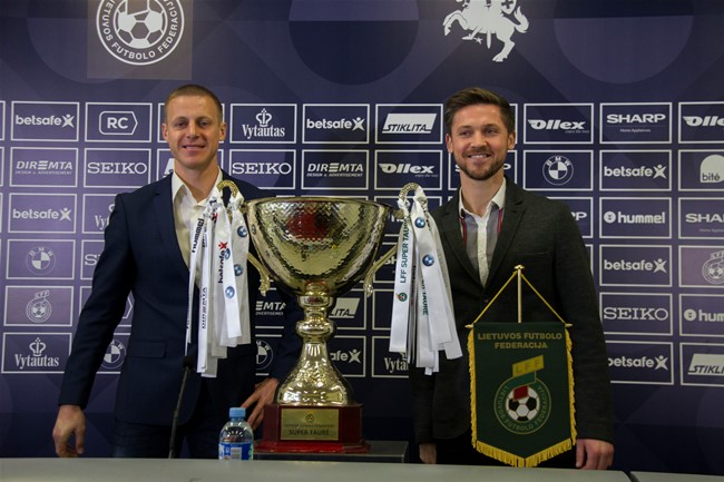 """Betsafe LFF Supertaurėje"" dalyviai tikisi intrigos"