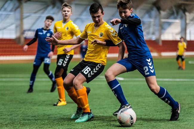 Vasario 16-ąją Regionų pirmenybėse susirungė U-15 žaidėjai