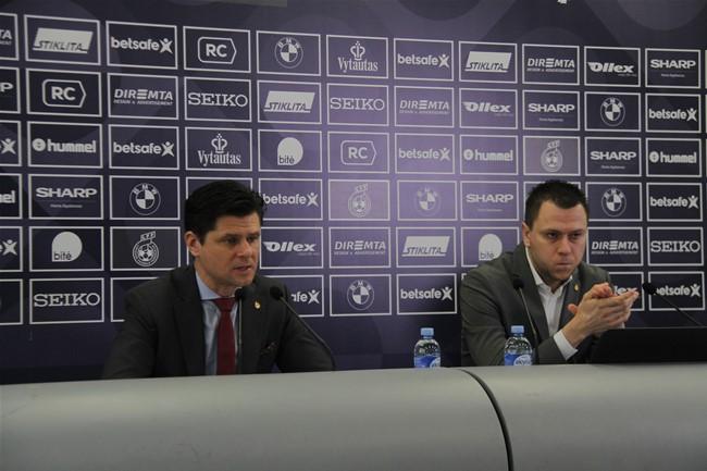 Pasirinkta Lietuvos jaunimo futbolo ugdymo kryptis