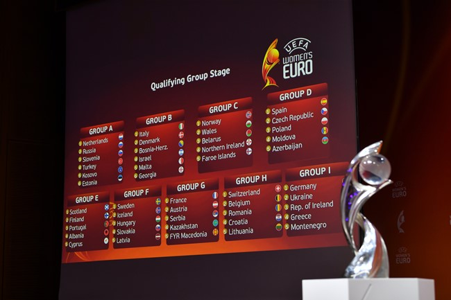 Lietuva sužinojo varžoves Europos čempionato atrankoje