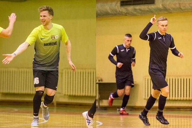 Futsal A lygoje – kova dėl lemiamos ketvirtos vietos