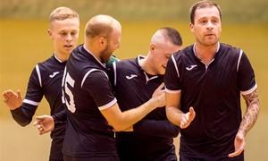 """""""TurboTransfers"""" – Futsal A lygos atkrintamosiose varžybose"""