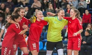 Panevėžietės pirmąkart triumfavo Lietuvos futsal čempionate