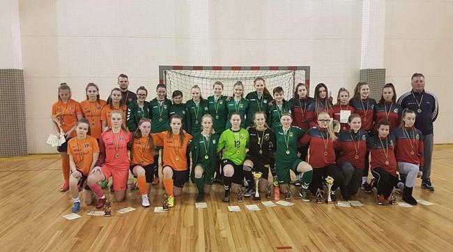 Merginų čempionato finalo šešetas kausis Šventupėje