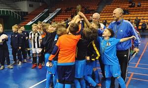 Savaitgalį Kauno halėje šurmuliuos vaikų futbolo čempionatas
