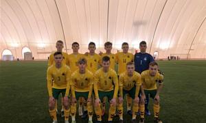 Lietuvos U-17 rinktinė du kartus išbandys jėgas su Vengrija