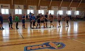 """Žemaitijos regiono veteranų futsal pirmenybių nugalėtojai – """"Masera"""""""