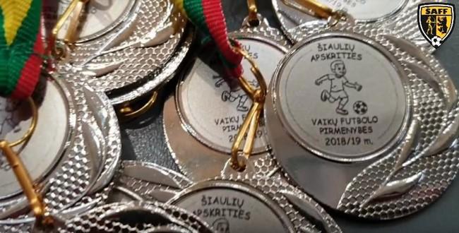 ŠAFF vaikų mažojo futbolo pirmenybėse dalyvavo net 26 komandos