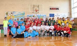 Keturvalakiuose – ketvirtasis Lietuvos močiučių futbolo čempionatas