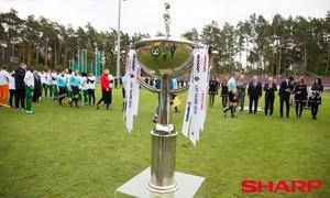 """LFF taurės rungtynės tarp """"Žalgirio"""" ir """"Stumbro"""" klubų neįvyks"""